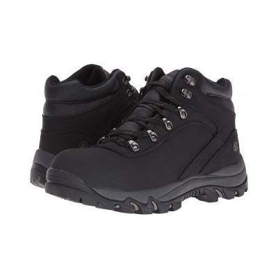 Northside ノースサイド メンズ 男性用 シューズ 靴 ブーツ ハイキング トレッキング Apex Mid - Black