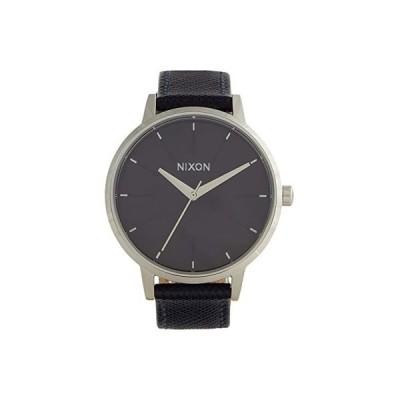 ニクソン Kensington Leather レディース 腕時計 時計 ファッションウォッチ Aubergine
