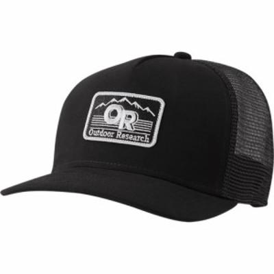 アウトドアリサーチ Outdoor Research レディース キャップ 帽子 Advocate Trucker Cap Black