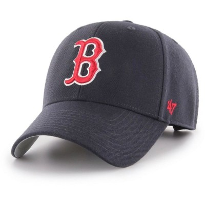 フォーティセブン 47 メンズ キャップ 帽子 ' Boston Red Sox MVP Adjustable Hat