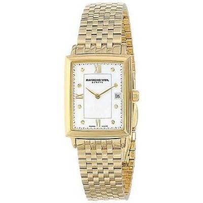 腕時計 レイモンドウイル Raymond Weil レディース 5956-P-00995 'Tradition' ダイヤモンド ステンレス スチール 腕時計