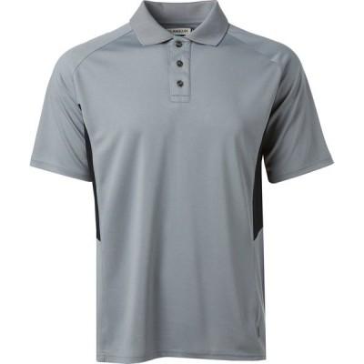 マジェランアウトドア ポロシャツ メンズ Gray