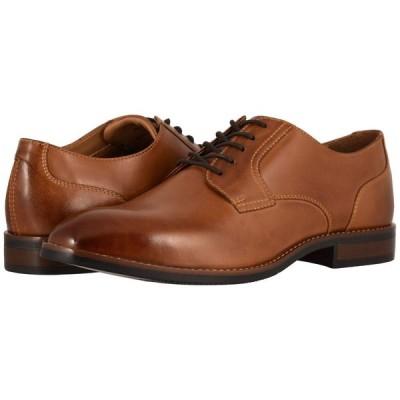 ナンブッシュ Nunn Bush メンズ 革靴・ビジネスシューズ シューズ・靴 Fifth Ave Plain Toe Cognac