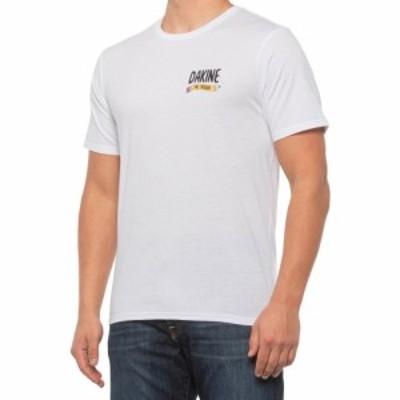 ダカイン DaKine メンズ Tシャツ トップス Phillip Morgan Shaka T-Shirt - Short Sleeve White
