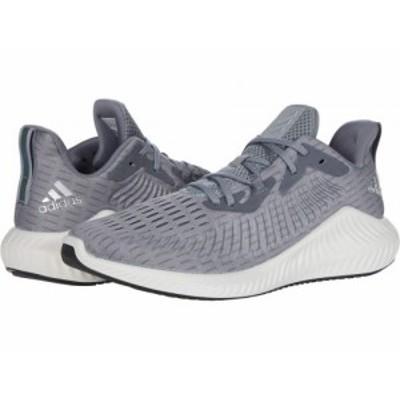 adidas アディダス メンズ 男性用 シューズ 靴 スニーカー 運動靴 Alphabounce + U Grey Three/Silver Metallic/Grey Four【送料無料】