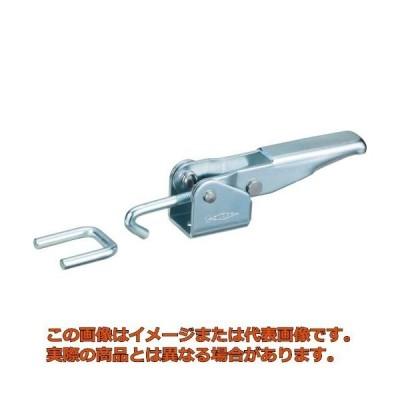スーパー 引き止め専用型トグルクランプ ベースタイプ:フランジ 最大支持力:1.7kN 調整量:16mm TLA110F