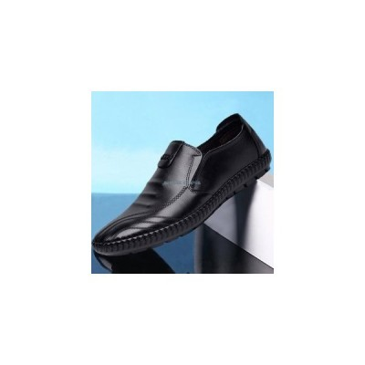 ローファー ビジネスシューズ ドライビングシューズ メンズ カジュアルシューズ スリッポン おしゃれ 柔らかい 靴 通気 紳士靴 ローカット 軽量