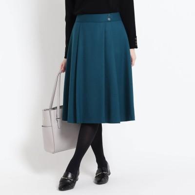 リフレクト Reflect ラップ風サキソニースカート (グリーン)