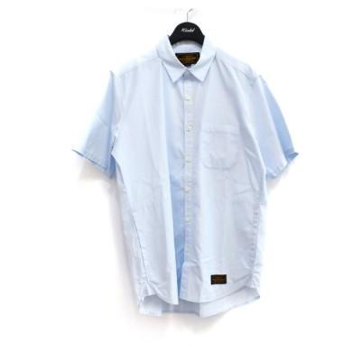 NEIGHBOR HOOD 17SS CLASSIC WHITE SHIRT  クラシックシャツ スカイブルー サイズ:M (心斎橋アメリカ村店) 2