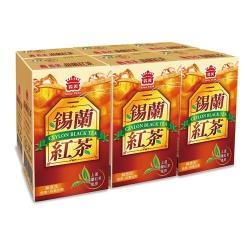 義美錫蘭紅茶250ml*6瓶【愛買】