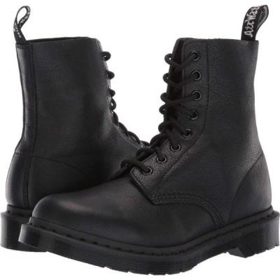 ドクターマーチン Dr. Martens レディース ブーツ シューズ・靴 1460 Pascal Mono Black