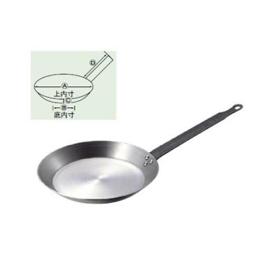 【SW】鉄製クレープパン 18cm/業務用/新品