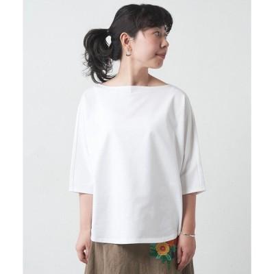 BEARDSLEY / ビアズリー シンプルドルマンTシャツ