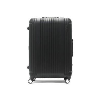 (BERMAS/バーマス)【日本正規品】バーマス スーツケース BERMAS PRESTIGE 3 プレステージ3 キャリーケース 87L 7~10泊 旅行 出張 60286/ユニセックス ブラック