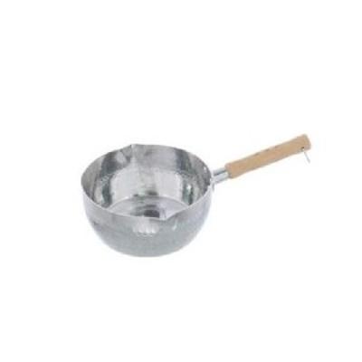 ベストコ 新美味技 磨き 雪平鍋 20cm ND-3433
