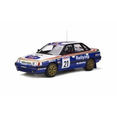Otto Mobile オットモビル 1/18 ミニカー レジン プロポーションモデル 1991年RAC スバル レガシー RS GroupA No.21