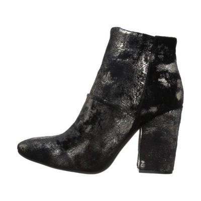 レディース 靴 ブーツ Charles David Womens Celeste Fabric Closed Toe Ankle Clog Boots