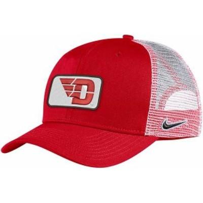 ナイキ メンズ 帽子 アクセサリー Nike Men's Dayton Flyers Red Classic99 Trucker Hat