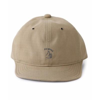 yield / 【Basiquenti】Field Hand Sign Ball Cap BCH-S90461 MEN 帽子 > キャップ
