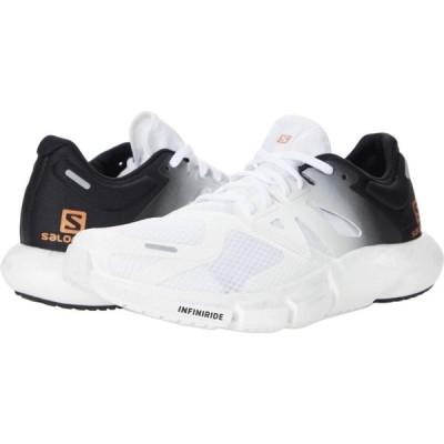 サロモン Salomon レディース ランニング・ウォーキング シューズ・靴 Predict2 White/Black/White