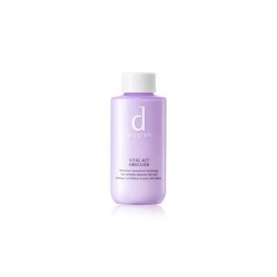 【レ】 資生堂 dプログラム バイタルアクト エマルジョン MB レフィル 100mL 乳液 日本製 国内正規品
