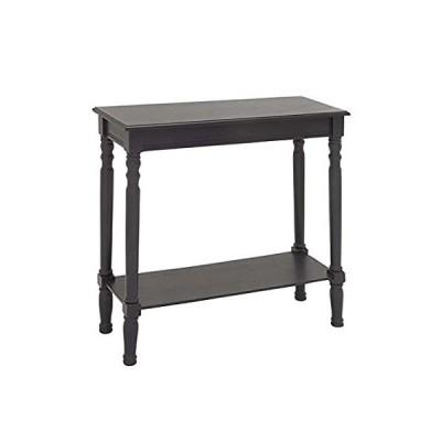 """特別価格Deco 79 96330 Wood Console Table, 32"""" x 32"""", Espresso好評販売中"""