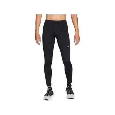 (取寄)ナイキ メンズ ドライフィット チャレンジャー タイツ Nike Men's Dri-FIT Challenger Tights Black/Reflective Silver