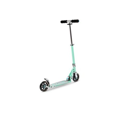 Micro Mint Speed Lightweight Foldable Scooter Suitable For Ages 12+ Adult Commute School Run Everyday Shock Dampening System 並行輸入品