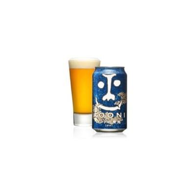 ヤッホーブルーイング インドの青鬼 缶 350ml/24本 缶e