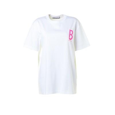 <BORDERS at BALCONY(Women)/ボーダーズアットバルコニー> BORDERS TEE PINK【三越伊勢丹/公式】