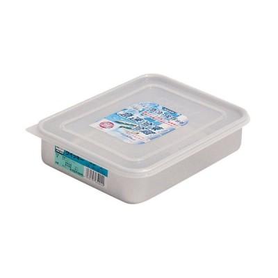 厨房用品 保存容器 / アルマイトクイッキー 浅型 大(硬質アルミ) 寸法: 間口:246 x 奥行:190 x H55mm 容量:2L 質量:0.274kg