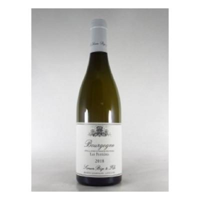 【シモン ビーズ】ブルゴーニュ ブラン レ ペリエール [2018] 750ml 白 【Simon BIZE】Bourgogne Blanc Les Perrieres