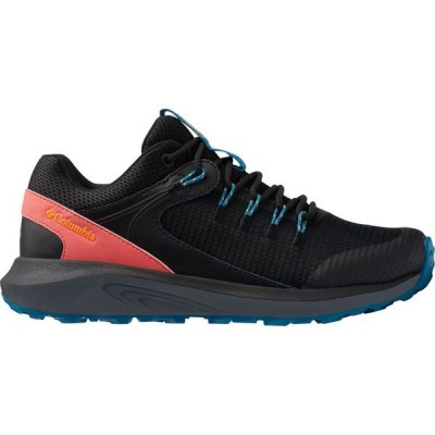 コロンビア Columbia レディース ハイキング・登山 シューズ・靴 Trailstorm Waterproof Hiking Shoe Black/Bright Marigold