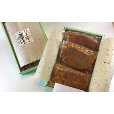 66-02料亭の国産黒毛和牛の越後味噌漬「越後料亭美味極上シリーズ」