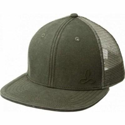 プラーナ Prana メンズ キャップ トラッカーハット 帽子 Karma Trucker Hat Cargo Green