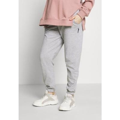 ミスガイデッド レディース ファッション Tracksuit bottoms - grey marl