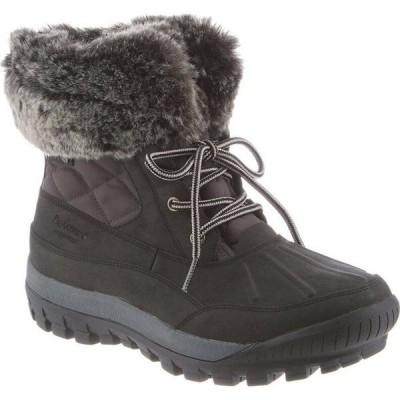 ベアパウ Bearpaw レディース ブーツ シューズ・靴 Becka Boots black/gray