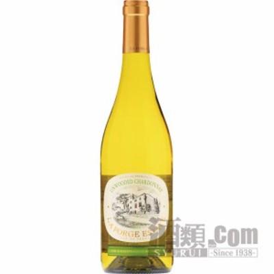 【酒 ドリンク 】イル ラ フォルジュ アンウッディド シャルドネ(1837)