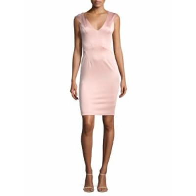 ザック ザック ポーゼン レディース ワンピース Nina Paneled Sheath Dress