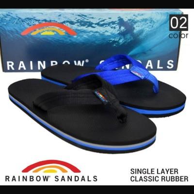 RAINBOW SANDALS レインボーサンダル SINGLE LAYER CLASSIC RUBBER SANDAL シングルレイヤー ラバーサンダル ビーチサンダル 301ARP セール