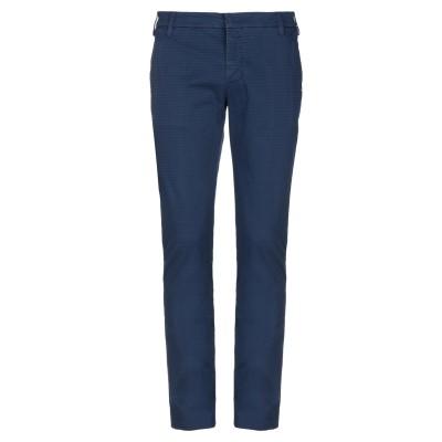 アントレ アミ ENTRE AMIS パンツ ブルー 35 コットン 98% / ポリウレタン 2% パンツ
