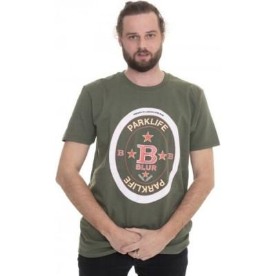インペリコン Impericon メンズ Tシャツ トップス - Parklife Beermat Green - T-Shirt green