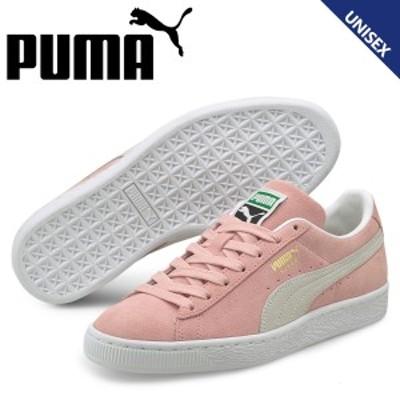 PUMA プーマ スウェード クラシック スニーカー メンズ レディース スエード SUEDE CLASSIC 21 374915-11