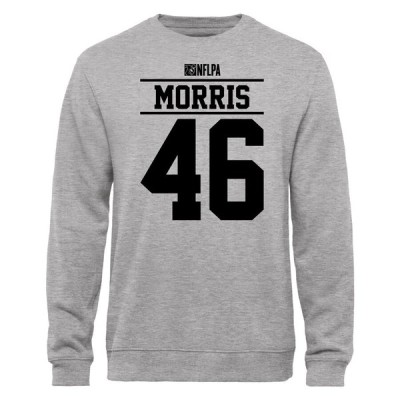 Alfred Morris NFLPA Player Issued スウェットシャツ - Ash