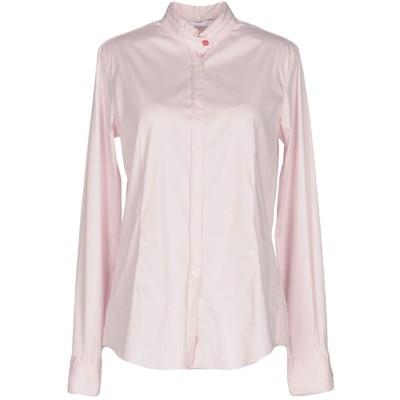 アリーニ AGLINI シャツ ライトピンク XL コットン 74% / ナイロン 23% / ポリウレタン 3% シャツ