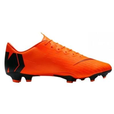 ナイキ メンズ サッカー シューズ Nike Mercurial Vapor 12 Pro FG スパイク Orange/White/Volt