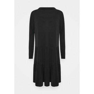 ソークドインラグジュアリー レディース ワンピース トップス COLISSA DRESS - Day dress - black black