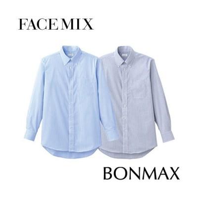 FACEMIX フェイスミックス メンズ吸汗速乾長袖シャツ FB5017M