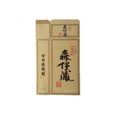 【贈答の際に】 森伊蔵 純正 化粧箱 (紙箱) 2本用 カートン 1800 ml 用 1.8 1升 【箱のみ】