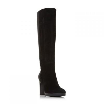 ジェオックス Geox メンズ ブーツ シューズ・靴 D Annya H. G Elastic High Boots Black